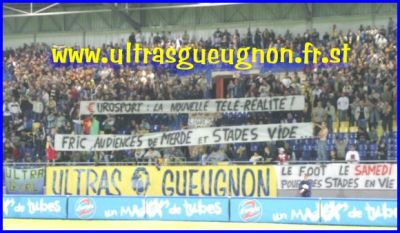 sedan gueugnon ultras match le vendredi