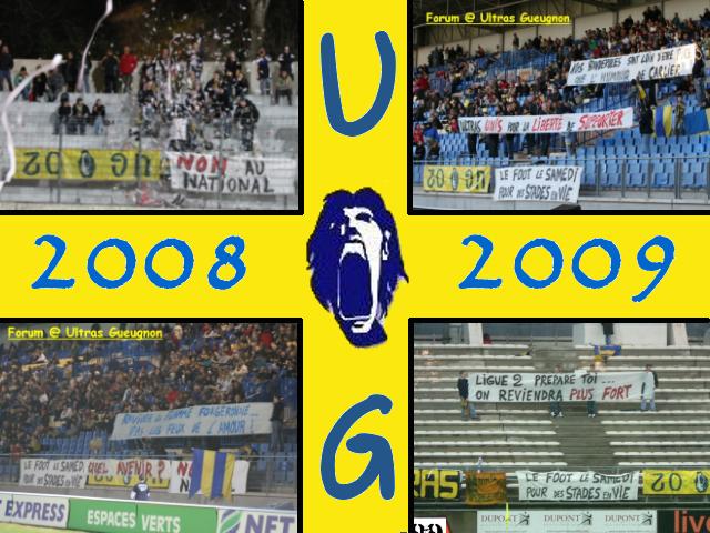 Carte de membre 2008-2009